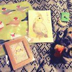 大丸天神小鳥のアートフェスタ行ってきました!