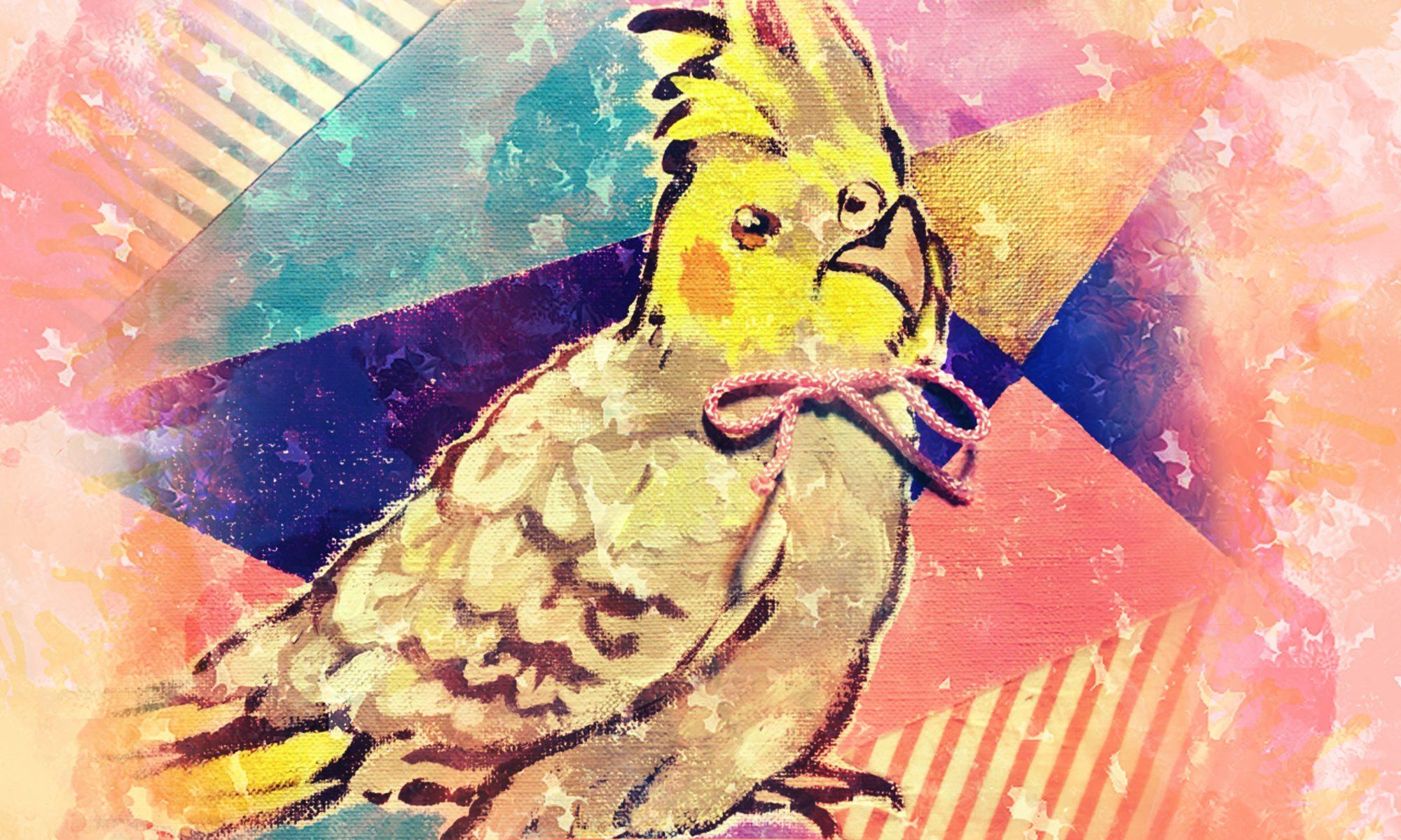 Palette -acrylic-